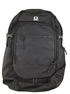 Ogio Alpha Core Recon 220 School Laptop/Travel Backpack 23L Black NWT