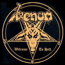 Venom  – Welcome To Hell   - CD