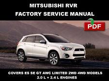Automotive pdf manual ebay stores mitsubishi rvr 2013 2014 2015 oem service repair fsm manual circuit diagram asfbconference2016 Images