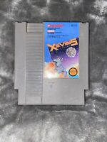 Nintendo NES Xevious Video Game Cartridge *Authentic/Cleaned/Tested*