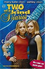 Camp Rock n Roll (Two of a Kind #35)