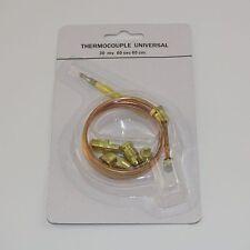 Universal-Thermoelement 600 mm 30 mv. 60 sec. komplett mit Zubehör