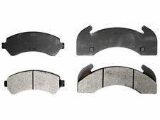 For 1986-1996 Mack MS300T Mid-Liner Brake Pad Set Front AC Delco 31198TN 1987