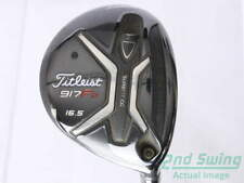 Titleist 917 F2 Fairway Wood 4 Wood 4W 16.5* Graphite Regular Right 43 in