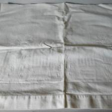 Irish Towels Embroidery Antique Linens