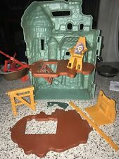 He-man Masters Of The Universe- Castle Grayskull  NOT COMPLETE