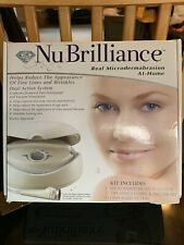 No Brilliance Real Microdermabrasion At Home Open Box Professional Beauty Kit