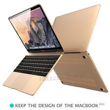 [SLIM-Fit] For Apple Macbook 12'' Retina Laptop PC Matte Case Cover [Soft-Touch]
