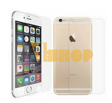 New Anti-Scratch tempered glass screen protector for IPHONE 5 5s Front and Back