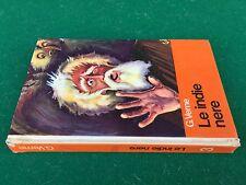 Giulio VERNE - LE INDIE NERE , Ed. Malipiero (1965) Libro illustrato Paloscia