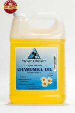 Chamomile Oil Organic Carrier Cold Pressed Premium Natural Fresh