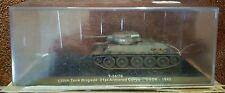 Altaya T-34/76 130th Tank Brigade 21st Armored Corps USSR 1942 Tank New