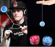 Flashing LED Glow Light Up YOYO Party Colorful Yo-Yo Toys For Kids Adult 1pc