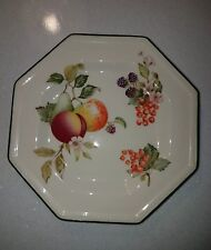 Johnson Brothers Fresh Fruit Small Side Plates x 12 vgc
