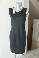 robe laine grise M&F GIRBAUD cravatatakiller bandogami T 42 fr NEUVE ÉTIQUETTE