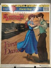 Golden Books Anastasia First Dance Frame Tray Puzzle