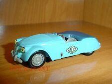 CITROEN 2CV 2-CV BARBOT YACCO SPECIAL RACE 1953 1:43