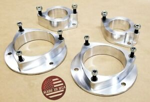 """[StreetRays] Billet Alum 2"""" Lift Kit Spacers for 05-09 Subaru Legacy & Outback"""