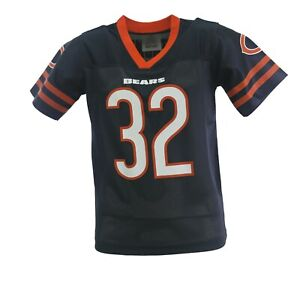 Chicago Bears David Montgomery Official NFL Kids Youth Size Jersey New Tag