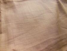 coupon de tissu ancien taupe marron Velna  Decati  4 mètre 60  sur 76 cm