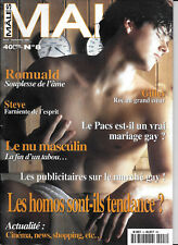 Magazine GAY -MALES  n°8 -photos couleurs-MINETS-BOYS-MALES-GAY