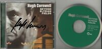 HUGH CORNWELL Beyond Elysian Fields UK SIGNED / AUTOGRAPHED 11-track CD + CoA