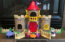 Fisher Price Little People Lil Kingdom Castle Palace W/ Figures & Accessories