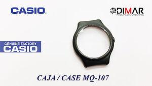 Box/Case Centre Casio MQ-107 NOS