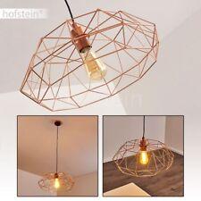 Lampe à suspension Retro Plafonnier Lampe pendante Lustre Lampe de couloir Acier