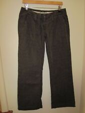 GSUS G.SUS INDUSTRIES TWEEDY slacks TROUSERS 29 SIZE 10 check