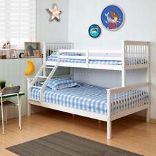Cadres de lit et lits coffres en pin pour la chambre à coucher