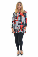Geometric Tunic, Kaftan Singlepack Tops & Shirts for Women