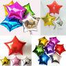 10pcs 5'' MIni Star Helium Foil Balloon Wedding Birthday Party Decor Baby Shower