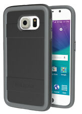 Pelican ProGear Protective Case Cover for Samsung Galaxy S6 Android - Black/Grey