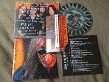 ANDI DERIS, HELLOWEEN/ done by mirrors /JAPAN LTD CD OBI