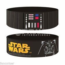 Star Wars bracelet officiel pvc Darth Vader star wars official rubber wristband