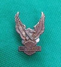 Harley-Davidson kleiner Adler - PIN -  |zum anschrauben |  Jacke | 3,5 x 2,5 cm