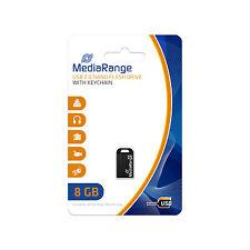 MICRO NANO CLE USB 8 GO RAPIDE MEDIARANGE / key clef ultra mini mediar 8gb