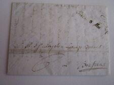 1841 TRENTINO lettera MOLINA-BRESCIA v.RIVA del GARDA+Corsivo RIVA-g799