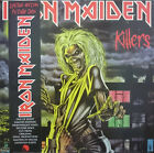 Iron Maiden - Killers on Picture Disc Vinyl LP NEW