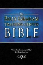 The Billy Graham Training Center Bible: