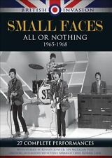 Small Faces - All or Nothing 1965-1968    (DVD)    LIKE NEW