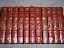 Easton Press WILLIAM FAULKNER CLASSICS in 11 vols (complete)