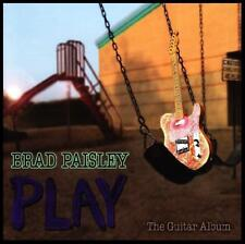 BRAD PAISLEY - PLAY CD ~ KEITH URBAN~BB KING~BUCK OWENS +++ 2000 COUNTRY *NEW*