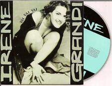 IRENE GRANDI - vai vai vai CD SINGLE 2TR CARDSLEEVE 1994 (GERMANY PRESSING)
