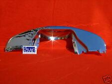 VW Cox / Trike : Tôle arrière moteur chromée 28-243