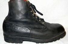 Raichle vintage 1940s Swiss made Mountaineering boots, sz. 8.5M