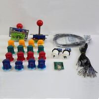 Kit Joystick Arcade 2 Players FULL / COMPLETE
