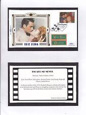 GB 1995 Greetings Stamps Benham silk Series The Kiss (5) Unadressed FDC