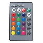 E27/B22 3/5/10/20W RGB 16 Color Changing LED Light Lamp Bulb + IR Remote Control